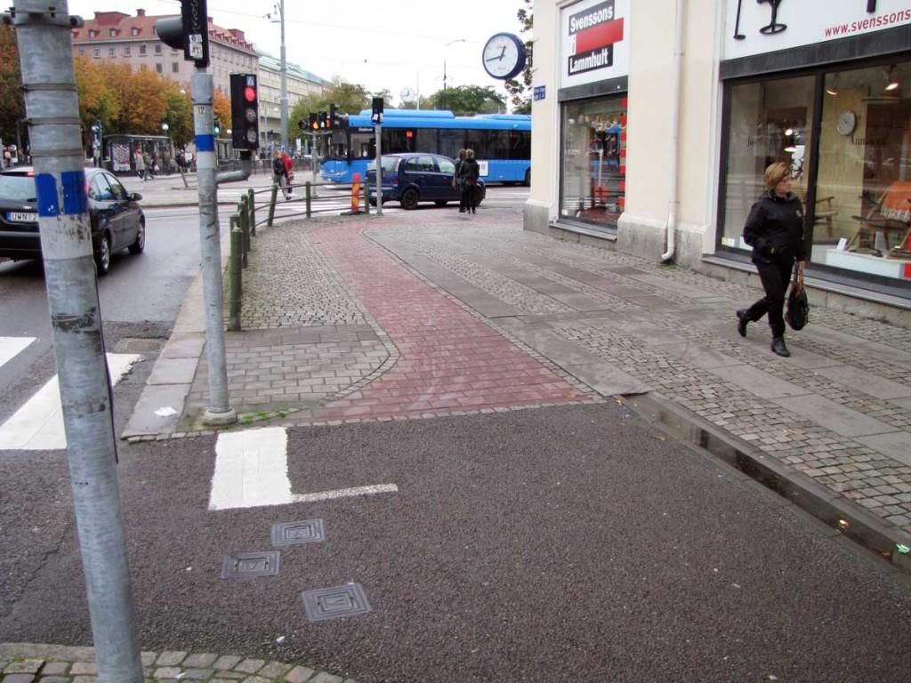 Lockande väg till Järntorgets dolda cykelbana