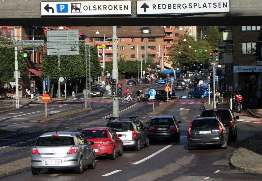 Redbergsvägen
