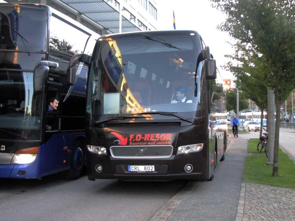 Bussresor med omtanke