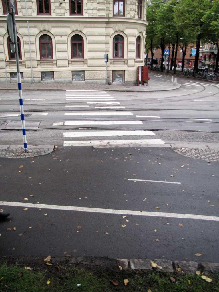 Övergångsställe Aschebergsgatan-Vasagatan