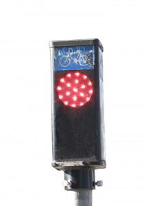 Bara röd c-signal