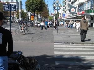 Avenyns åsidosatta övergångsställe