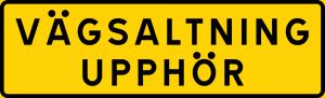Transportstyrelsens exempel på upplysningsmärke J2