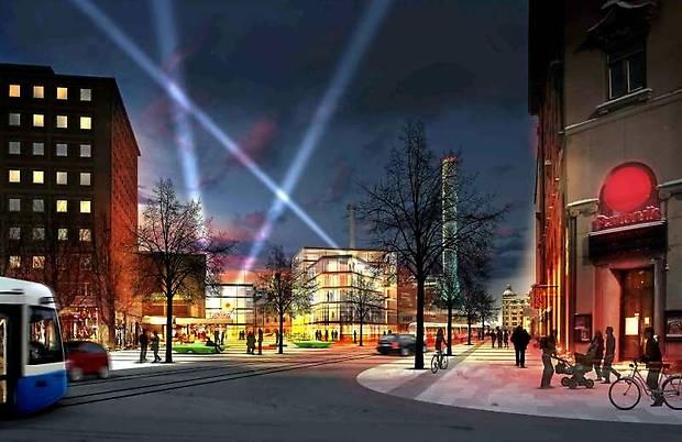 Järntorgsgatan enl SBK vision 2010