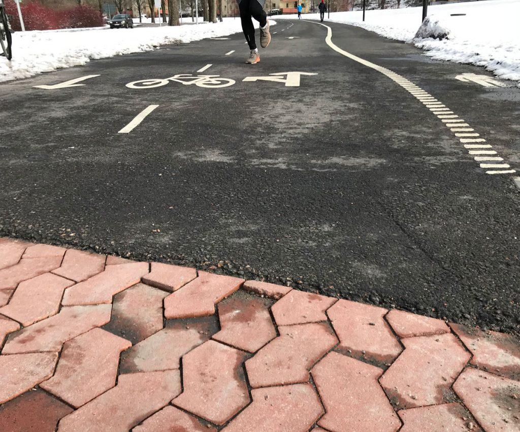 SF-sten vid Töpelsgatans överfart