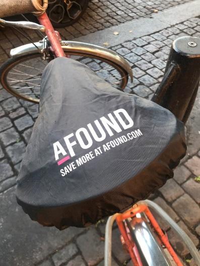 Sadelskydd HM-AFound