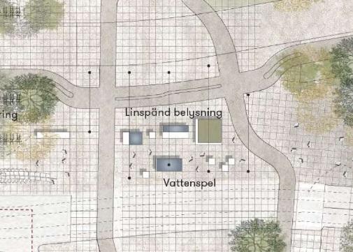 Station Haga: Förslag Portal