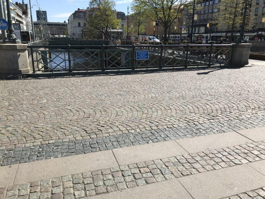 Fontänbrons cykelförbud