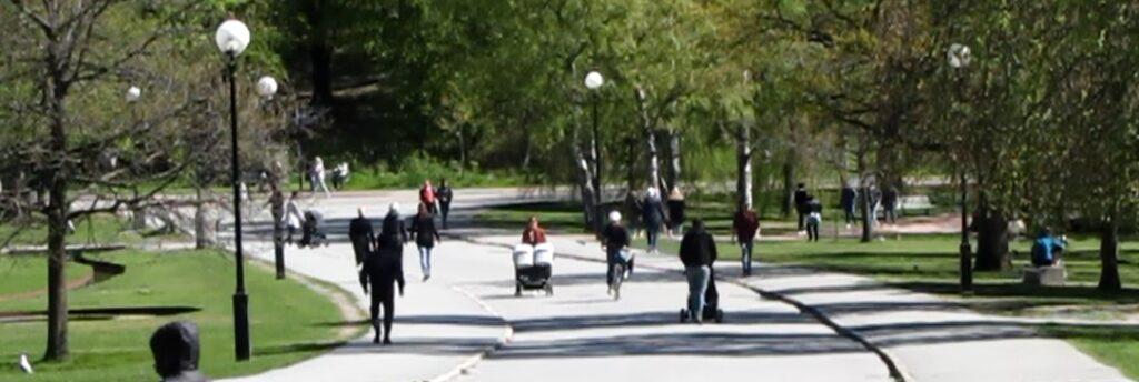 Den filmade gatan