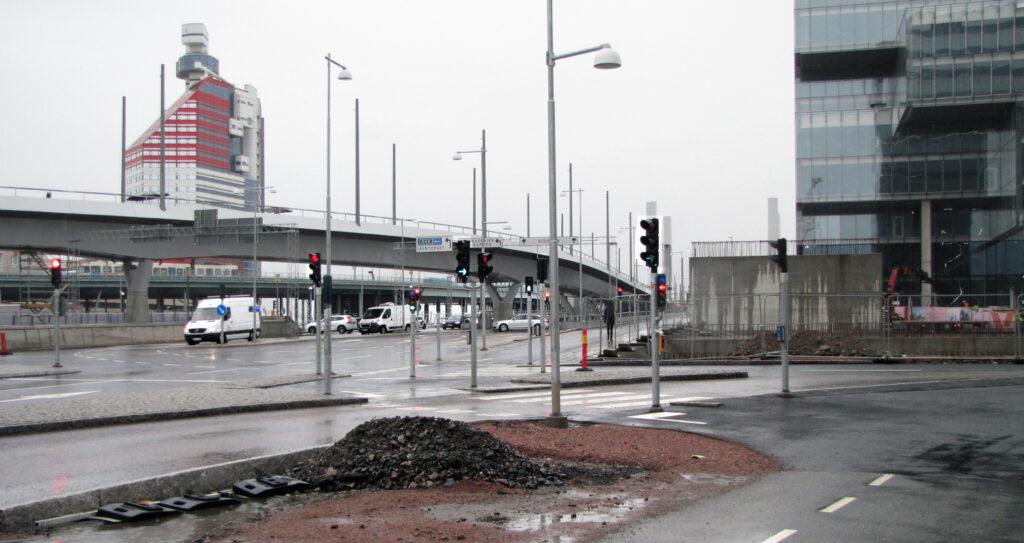 Hisingsbrons södra signaler