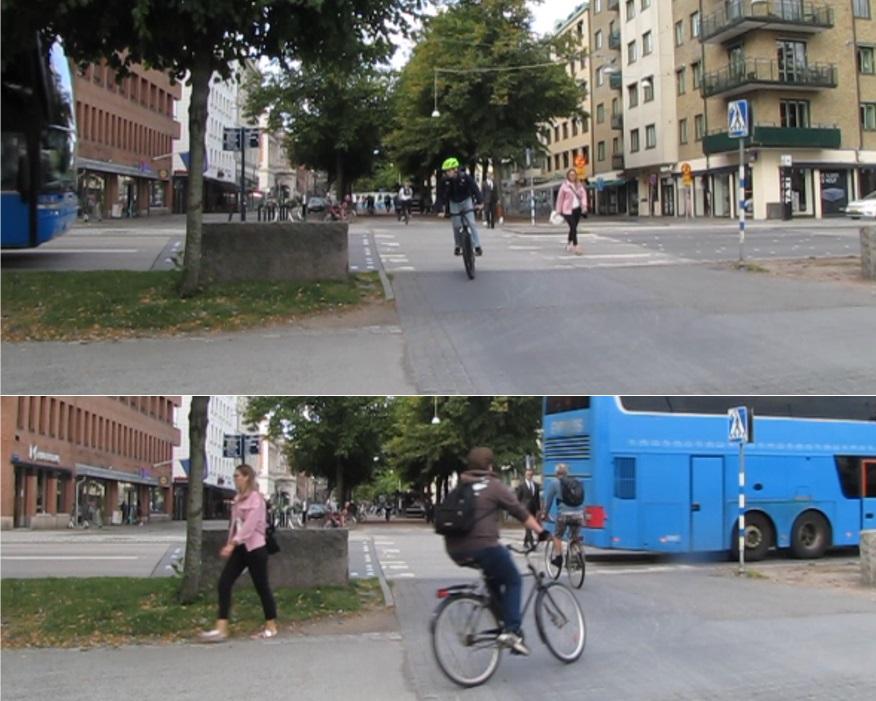 Korset Vasagatan-Södra Vägen, situation 3